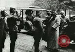 Image of Kaiser Wilhelm II World War I preparations Germany, 1914, second 17 stock footage video 65675020555