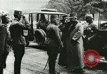 Image of Kaiser Wilhelm II World War I preparations Germany, 1914, second 18 stock footage video 65675020555