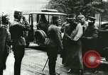 Image of Kaiser Wilhelm II World War I preparations Germany, 1914, second 21 stock footage video 65675020555
