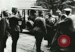 Image of Kaiser Wilhelm II World War I preparations Germany, 1914, second 23 stock footage video 65675020555