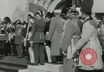 Image of Kaiser Wilhelm II World War I preparations Germany, 1914, second 32 stock footage video 65675020555