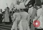 Image of Kaiser Wilhelm II World War I preparations Germany, 1914, second 39 stock footage video 65675020555