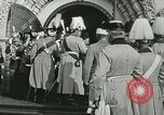 Image of Kaiser Wilhelm II World War I preparations Germany, 1914, second 42 stock footage video 65675020555