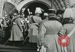 Image of Kaiser Wilhelm II World War I preparations Germany, 1914, second 43 stock footage video 65675020555