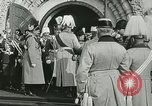 Image of Kaiser Wilhelm II World War I preparations Germany, 1914, second 44 stock footage video 65675020555
