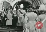 Image of Kaiser Wilhelm II World War I preparations Germany, 1914, second 45 stock footage video 65675020555