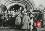 Image of Kaiser Wilhelm II World War I preparations Germany, 1914, second 47 stock footage video 65675020555