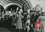 Image of Kaiser Wilhelm II World War I preparations Germany, 1914, second 48 stock footage video 65675020555
