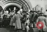 Image of Kaiser Wilhelm II World War I preparations Germany, 1914, second 49 stock footage video 65675020555