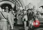 Image of Kaiser Wilhelm II World War I preparations Germany, 1914, second 56 stock footage video 65675020555
