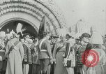 Image of Kaiser Wilhelm II World War I preparations Germany, 1914, second 60 stock footage video 65675020555