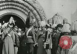Image of Kaiser Wilhelm II World War I preparations Germany, 1914, second 62 stock footage video 65675020555