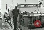 Image of British river gun boats Danube River, 1917, second 11 stock footage video 65675020556