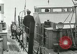 Image of British river gun boats Danube River, 1917, second 12 stock footage video 65675020556