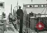Image of British river gun boats Danube River, 1917, second 13 stock footage video 65675020556