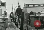 Image of British river gun boats Danube River, 1917, second 14 stock footage video 65675020556