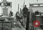 Image of British river gun boats Danube River, 1917, second 17 stock footage video 65675020556