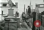 Image of British river gun boats Danube River, 1917, second 19 stock footage video 65675020556