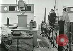 Image of British river gun boats Danube River, 1917, second 20 stock footage video 65675020556