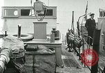 Image of British river gun boats Danube River, 1917, second 23 stock footage video 65675020556