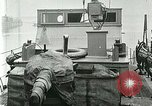 Image of British river gun boats Danube River, 1917, second 28 stock footage video 65675020556
