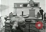 Image of British river gun boats Danube River, 1917, second 29 stock footage video 65675020556