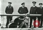 Image of British river gun boats Danube River, 1917, second 37 stock footage video 65675020556