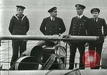 Image of British river gun boats Danube River, 1917, second 38 stock footage video 65675020556