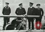 Image of British river gun boats Danube River, 1917, second 39 stock footage video 65675020556