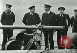 Image of British river gun boats Danube River, 1917, second 40 stock footage video 65675020556
