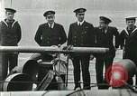Image of British river gun boats Danube River, 1917, second 41 stock footage video 65675020556