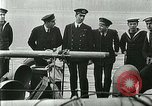 Image of British river gun boats Danube River, 1917, second 43 stock footage video 65675020556
