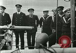 Image of British river gun boats Danube River, 1917, second 49 stock footage video 65675020556