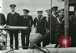 Image of British river gun boats Danube River, 1917, second 51 stock footage video 65675020556