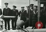 Image of British river gun boats Danube River, 1917, second 52 stock footage video 65675020556