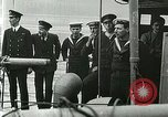 Image of British river gun boats Danube River, 1917, second 53 stock footage video 65675020556