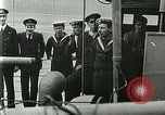 Image of British river gun boats Danube River, 1917, second 55 stock footage video 65675020556