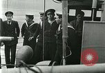 Image of British river gun boats Danube River, 1917, second 57 stock footage video 65675020556