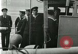 Image of British river gun boats Danube River, 1917, second 58 stock footage video 65675020556