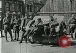 Image of Austro-Hungarian soldiers pose with field artillery Austria, 1917, second 9 stock footage video 65675020557