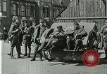 Image of Austro-Hungarian soldiers pose with field artillery Austria, 1917, second 12 stock footage video 65675020557