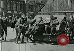 Image of Austro-Hungarian soldiers pose with field artillery Austria, 1917, second 16 stock footage video 65675020557