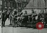 Image of Austro-Hungarian soldiers pose with field artillery Austria, 1917, second 17 stock footage video 65675020557