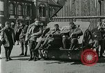 Image of Austro-Hungarian soldiers pose with field artillery Austria, 1917, second 18 stock footage video 65675020557