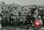 Image of Austro-Hungarian soldiers pose with field artillery Austria, 1917, second 37 stock footage video 65675020557