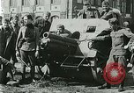 Image of Austro-Hungarian soldiers pose with field artillery Austria, 1917, second 44 stock footage video 65675020557