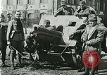 Image of Austro-Hungarian soldiers pose with field artillery Austria, 1917, second 50 stock footage video 65675020557