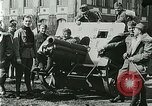 Image of Austro-Hungarian soldiers pose with field artillery Austria, 1917, second 51 stock footage video 65675020557