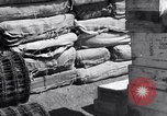 Image of packing supplies Papua New Guinea, 1944, second 57 stock footage video 65675020561