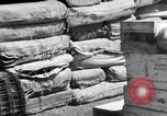 Image of packing supplies Papua New Guinea, 1944, second 58 stock footage video 65675020561